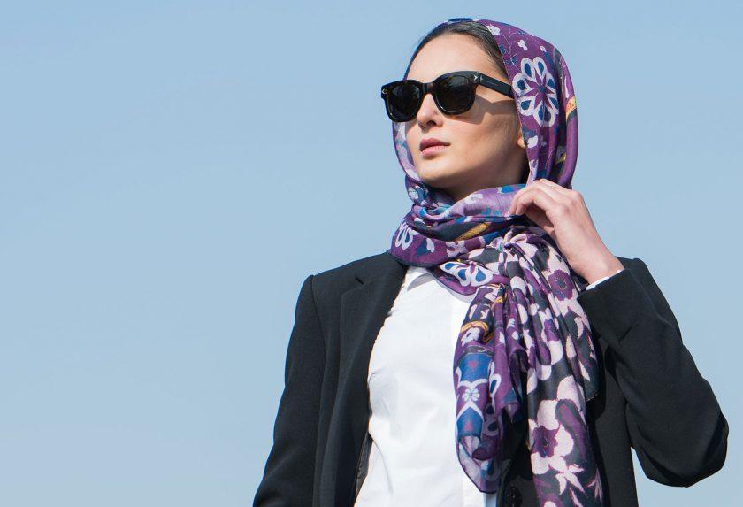 برندهای تولید کننده شال و روسری ایرانی در سال 98 را بشناسیم