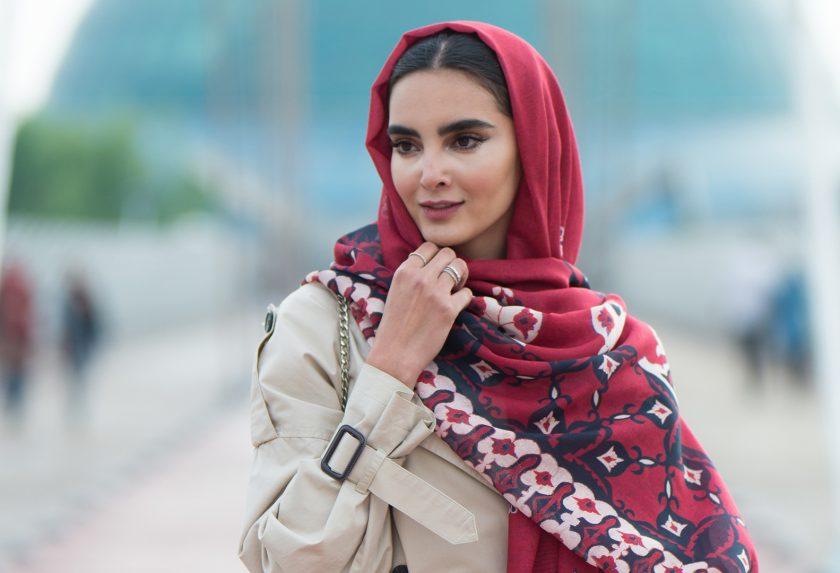 بهترین انتخاب انواع شال و روسری 2019
