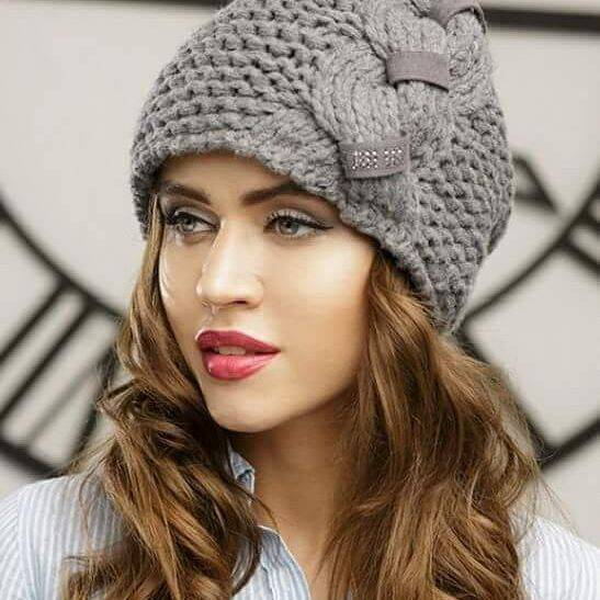 مدل کلاه بافتنی دخترانه جدید 2020 | پوششی شیک برای فصول سرد
