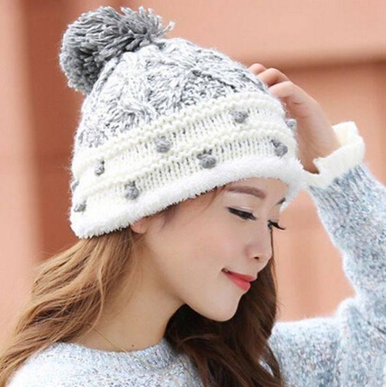 بهترین مدل کلاه بافتنی دخترانه شیک برای حفاظت از سرما