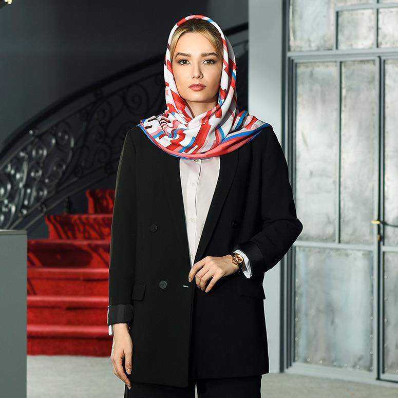 روسری جناغی