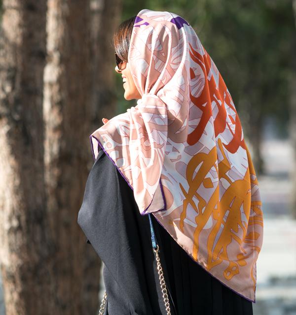 روسری نخی شهداد